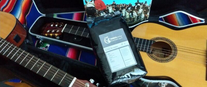 espresso brasilien pferde meer flamencogitarre